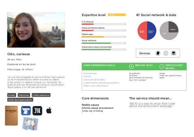 """Cléo, curieuse 20 ans, Paris Étudiante en fac de droit Fille unique, vît à Paris """"Je suis très engagée et j'aime afficher ..."""