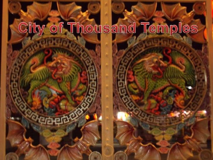 Singkawang's Temples