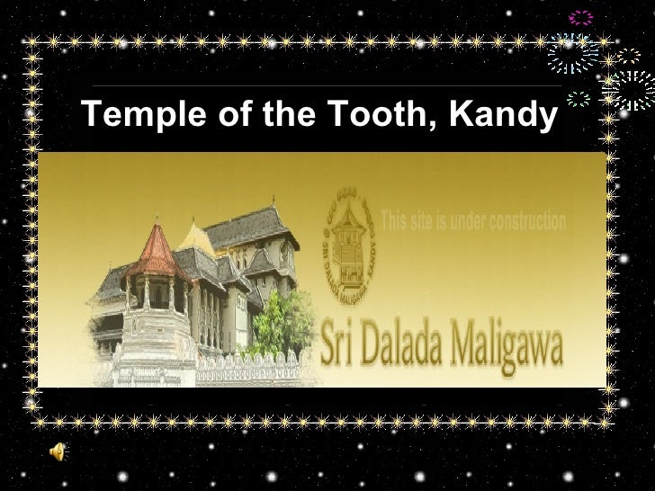 Temple Of The Tooth, Kandy Sri Lanka