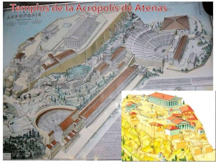 Templos de la acropolis