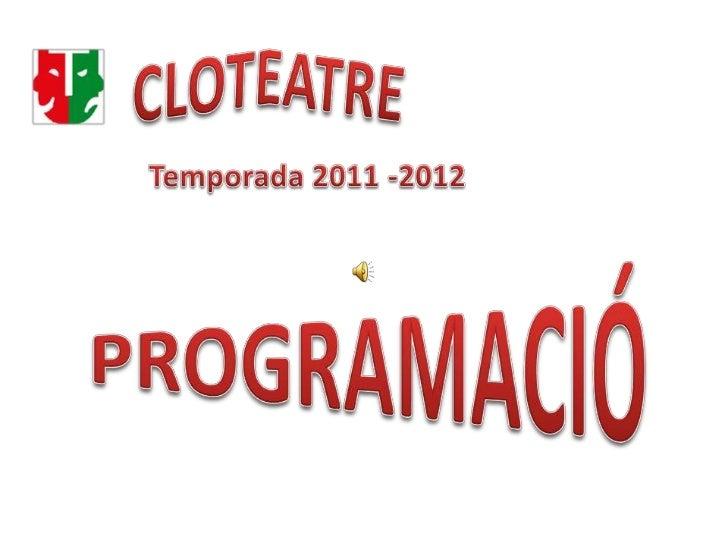 Cloteatre