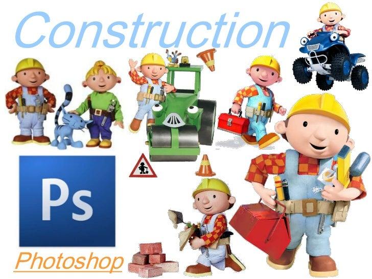 photoshop construction