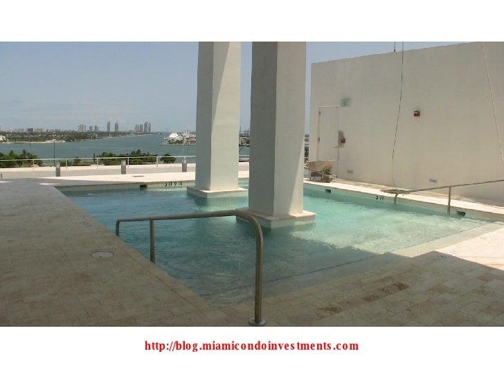 Ten Museum Park   Swimming Pool Deck