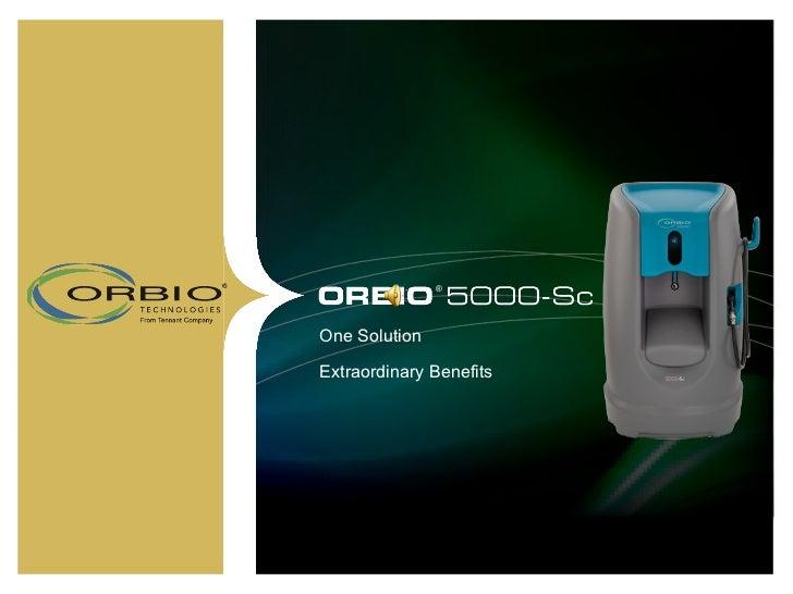 Orbio 5000-Sc
