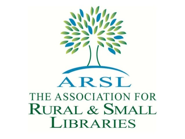 Big Talk From Small Libraries 2014: Introduction to ARSL