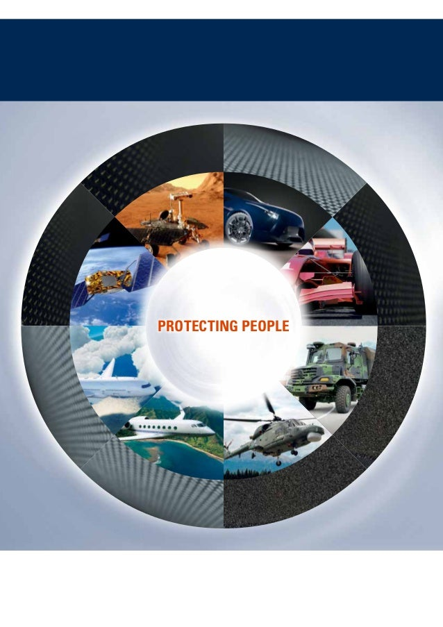 Royal Ten Cate Annual report 2013 PROTECTING PEOPLE