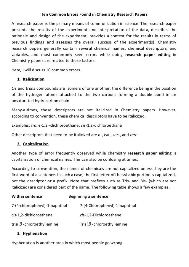 research paper e85 Give detailed answer curtin universitydepartment of chemical engineeringprocess principles 227 project, semester 2, 2012date distributed: 24 august 2012date due: 12.