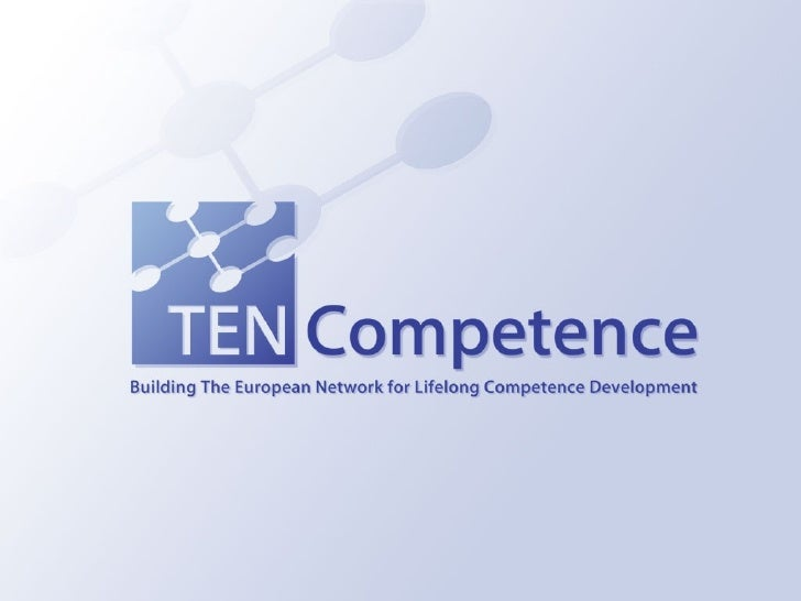 Personal Competence Development in Learning Networks