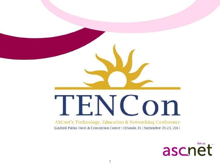 TENCon2011 Social Media