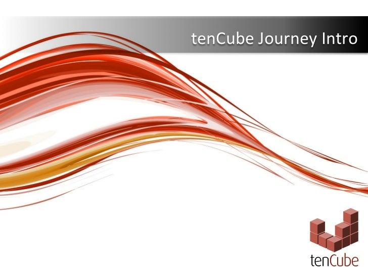 tenCube journey intro - Darius Cheung