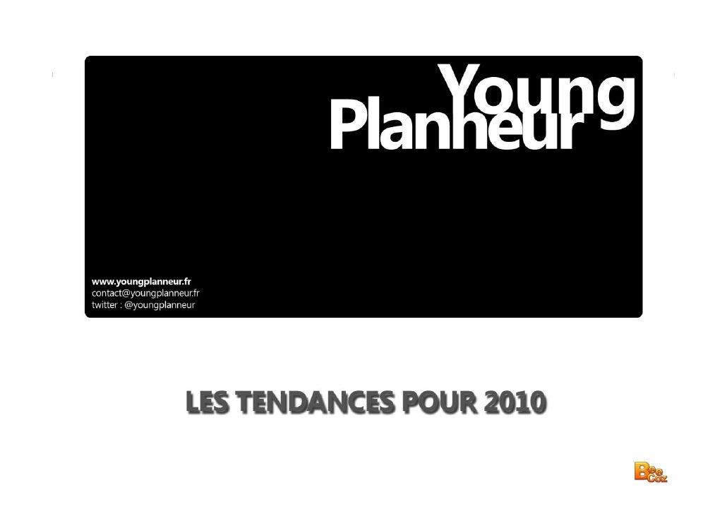 Tendances 2010