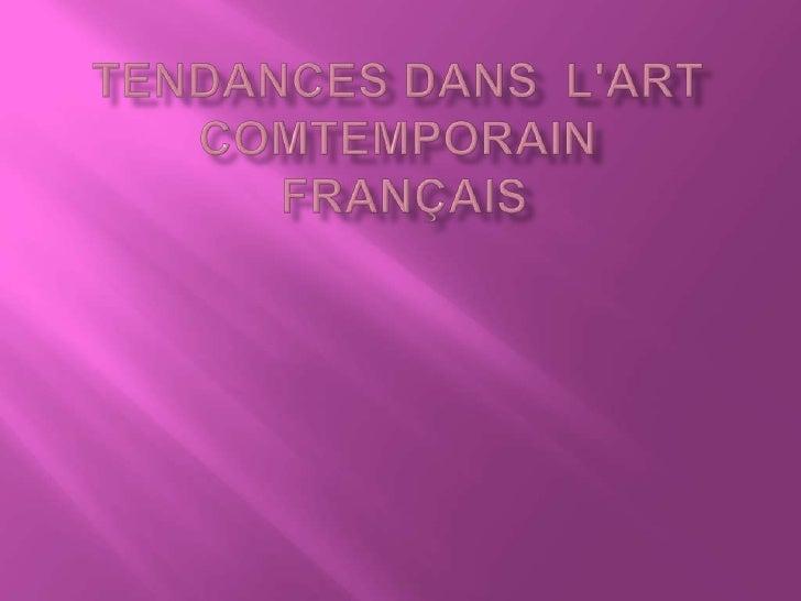   INTRODUCTION      ANTÉCÉDENTS       LES DÉBUTS : « LE DADAISME » OU DADA       LE SURRÉALISME       LE HAPPENING ...