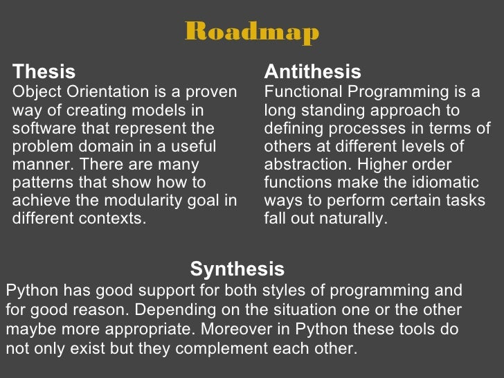 thesis vs. antithesis Hegelian dialectics and conspiracy as i speak tonight, try to relate what i say to your observation of our own country thesis vs antithesis results in synthesis.