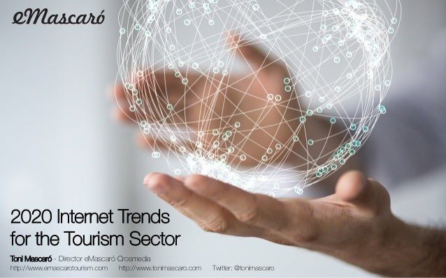 2020 Internet Trends for the Tourism Sector