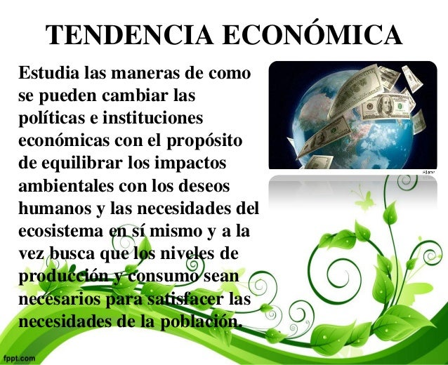 Image result for tendencia económica