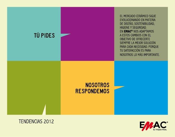 Tendencias Emac