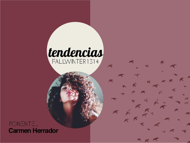 TENDENCIAS Fall/Winter 2013-2014