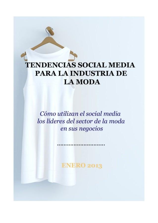Tendenciassocialmediamoda 130517092630-phpapp01