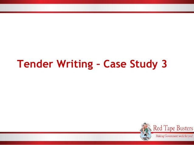 Writing a case study