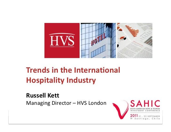Tendências hotelaria mundial