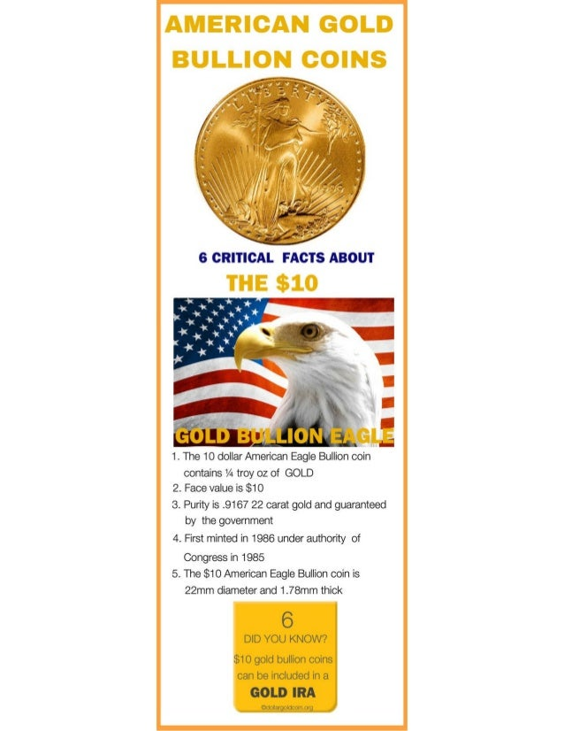 Ten Dollar Gold Bullion Coin