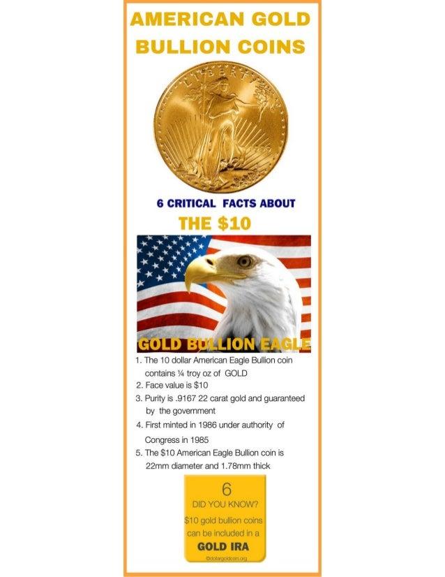 Ten Dollar Gold Bullion Coin