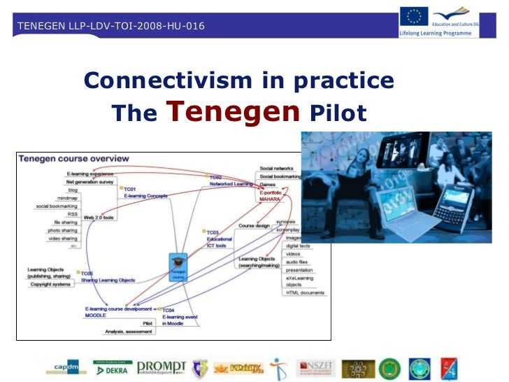 Connectivism in practice  The  Tenegen   Pilot   Hartyányi Mária