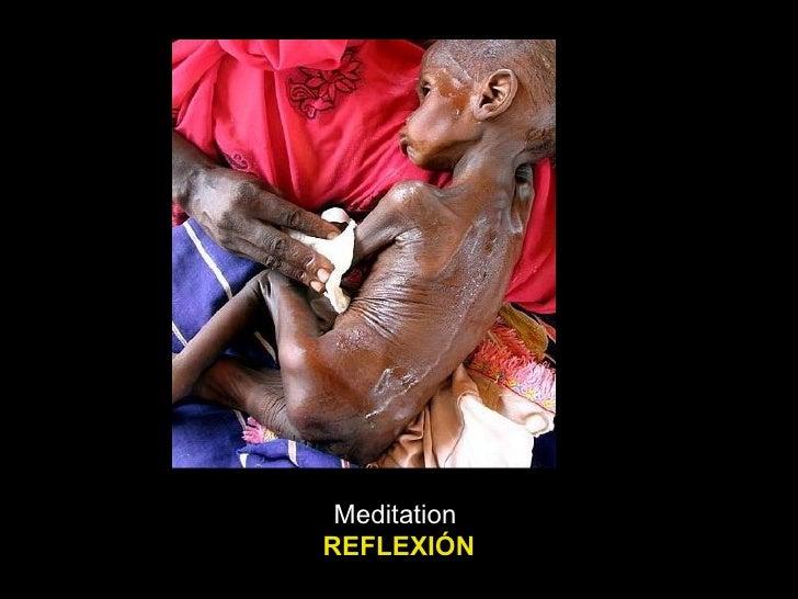 Meditation  REFLEXIÓN