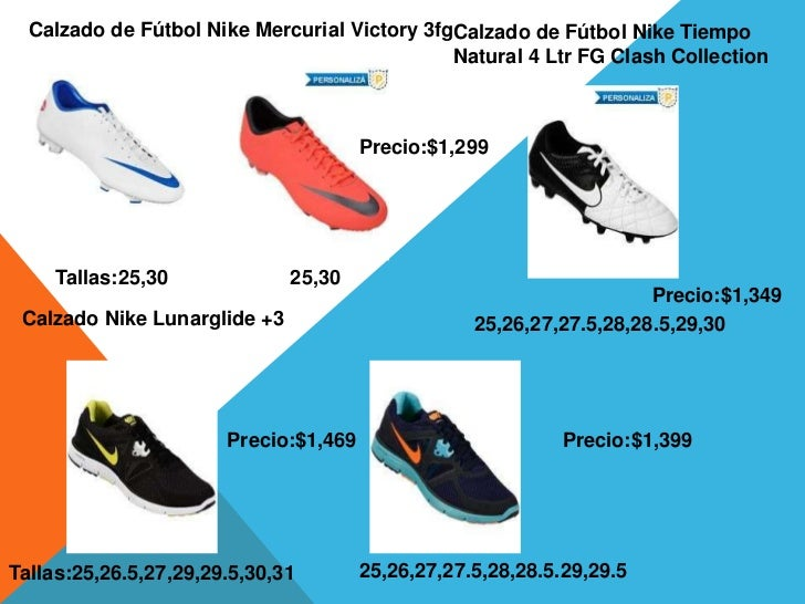 reputable site 92439 3849b precios de zapatos de futbol nike mercurial