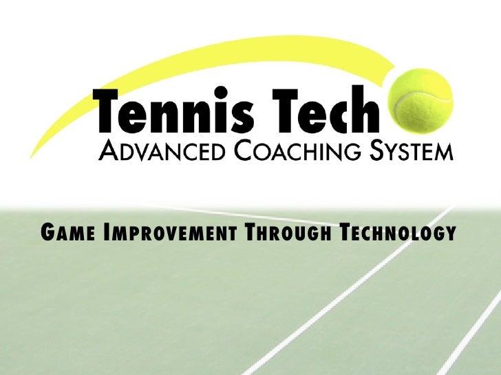 Tennis Tec