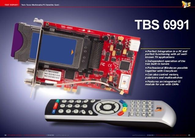 34 35TELE-audiovision International — The World's Largest Digital TV Trade Magazine — 03-04/2013 — www.TELE-audiovision.co...