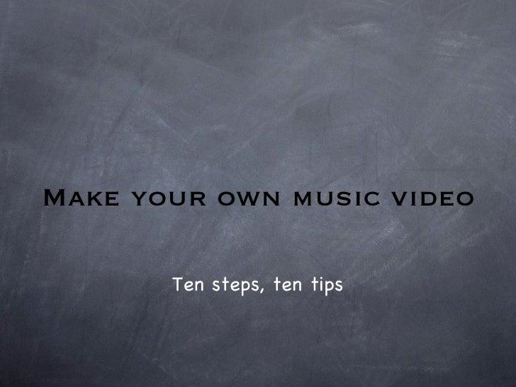Ten Tips