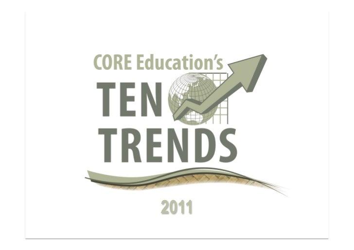 Ten trends 2011