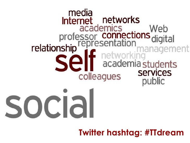 Twitter hashtag: #TTdream<br />