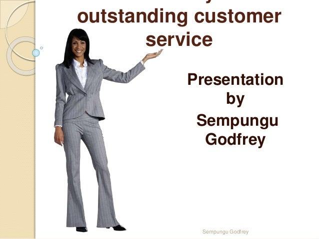 Ten ways to outstanding customer services
