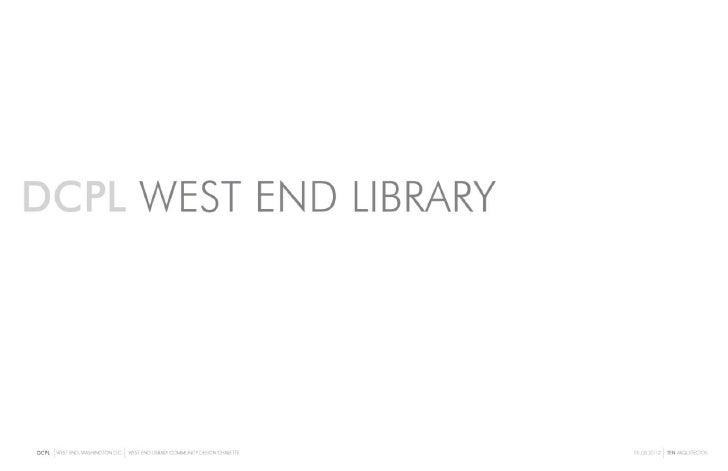 Ten west end_community_desgin_charette