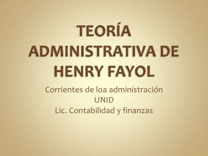 similarities of frederick taylor and henry fayol Compare and contrast the management theories of frederick taylor, henri fayol, elton mayo and  similarities and differences can be  henry fayol 5 rules.