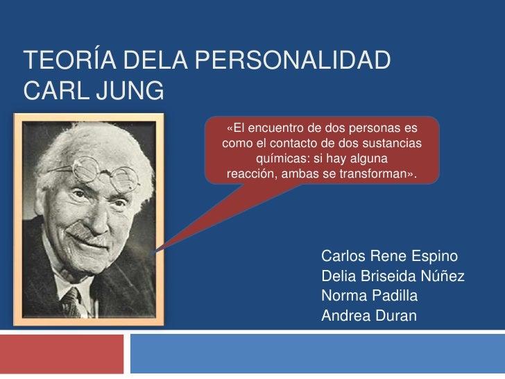 la psicologia de carl jung: