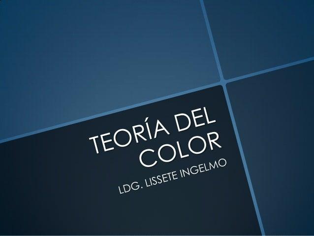 El color, según Sir Isaac Newton, es una sensación que seproduce en respuesta a una estimulación nerviosa del ojo,causada ...
