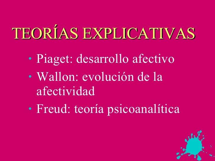 TeorÍas Explicativas (D