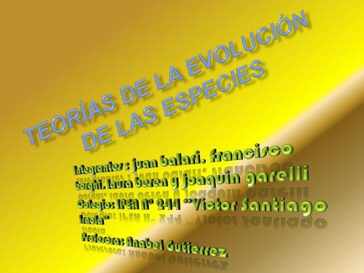    Se denomina creacionismo al conjunto    de creencias, inspiradas en doctrinas religiosas, según las    cuales la Tierr...
