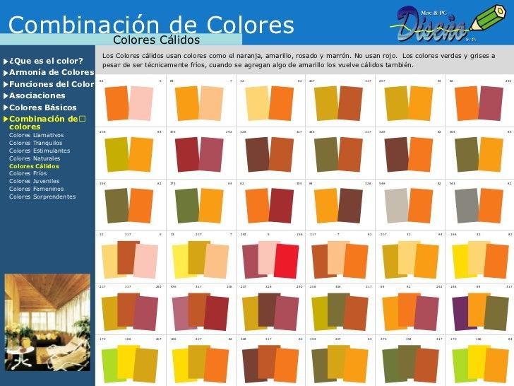 Teoria de color - Como se consigue el color naranja ...