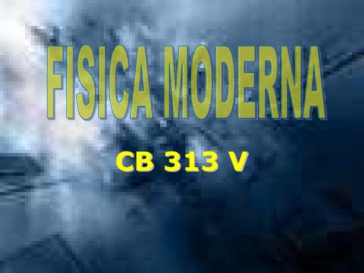 CB 313 V