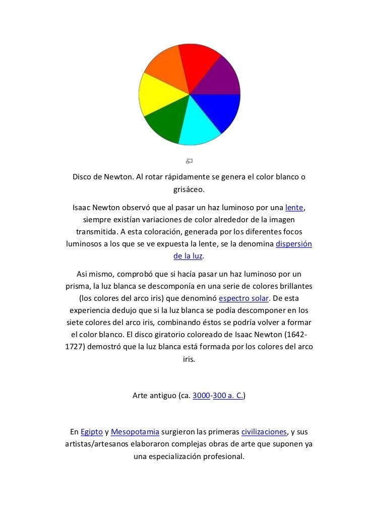 Teoria del color - Cual es el color anil ...