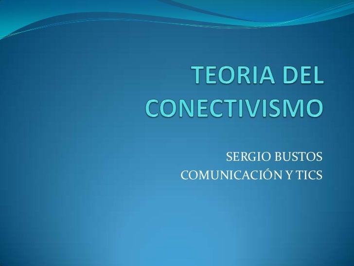 SERGIO BUSTOSCOMUNICACIÓN Y TICS