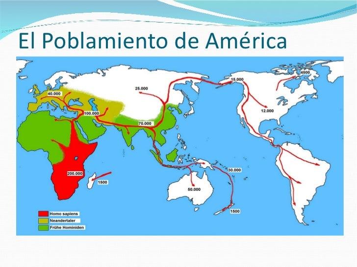 Teorias del poblamiento de america pdf download