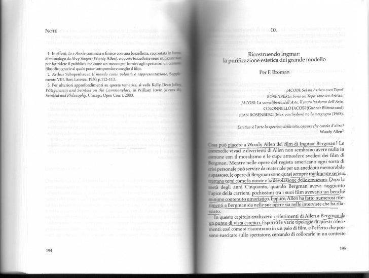 Teoria e analisi 7. ricostruendo ingmar   broman wa e la filosofia