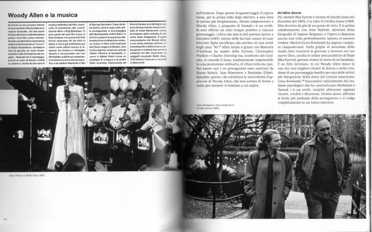 Teoria e analisi del cinema 9. musica esempi   colombani woody allen