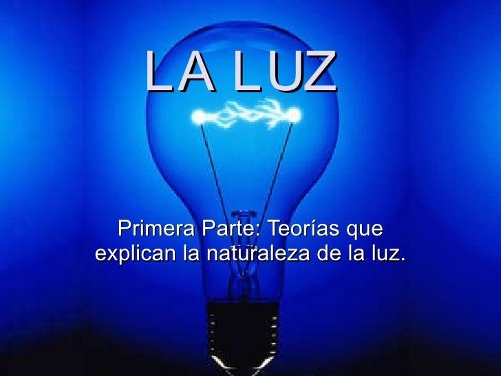 Teorias luz
