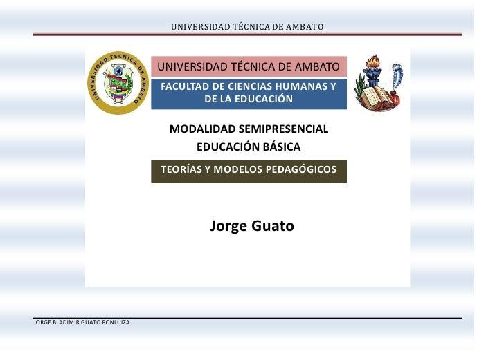 UNIVERSIDAD TÉCNICA DE AMBATO                                UNIVERSIDAD TÉCNICA DE AMBATO                                ...